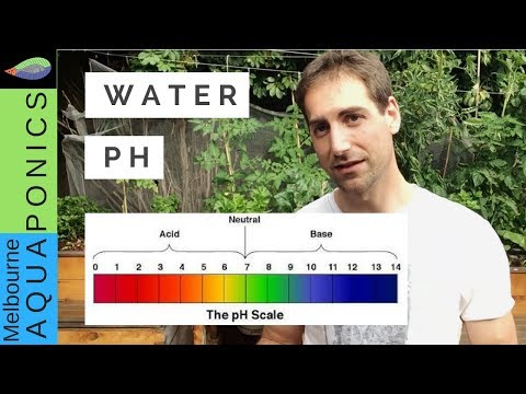 pH Control in Aquaponics (2018)