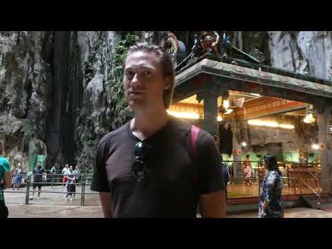 Batu Caves and Hospital Stay in Kuala Lumpur, Malaysia