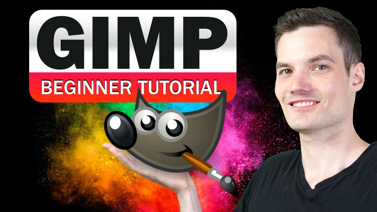How to use GIMP Step by Step for Beginners