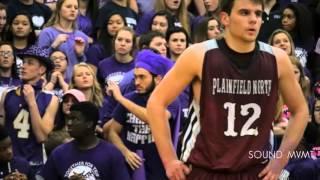 Sound MVMT @  Plainfield East vs Plainfield North Basketball Game