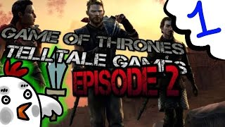 Let's Play Game of Thrones Episode Two - The Lost Lords - Gameplay Part 1