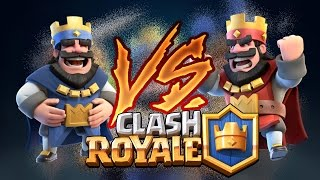 BATTLE of BROTHERS-Clash Royale