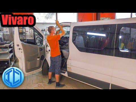 Opel Vivaro на