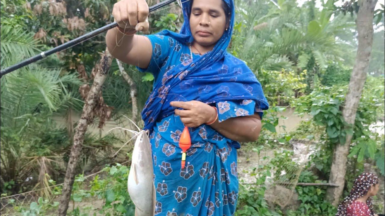 Hook Fishing - Traditional Hook Fishing @Amazon Fishing  Fishing Challenge