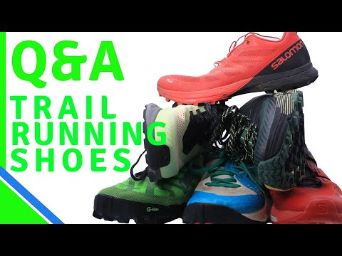 good size 40 wholesale dealer Running Questions: Trail Running Shoes - YouTube