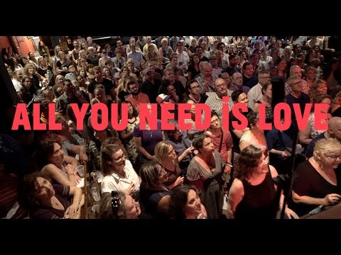 Choir! Celebrates 50 Years of The Beatles - All You Need Is Love