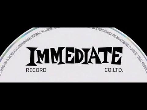 Immediate Records promo film
