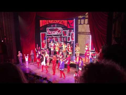 Wayne Brady Kinky Boots Opening show Credits 2015 NYC