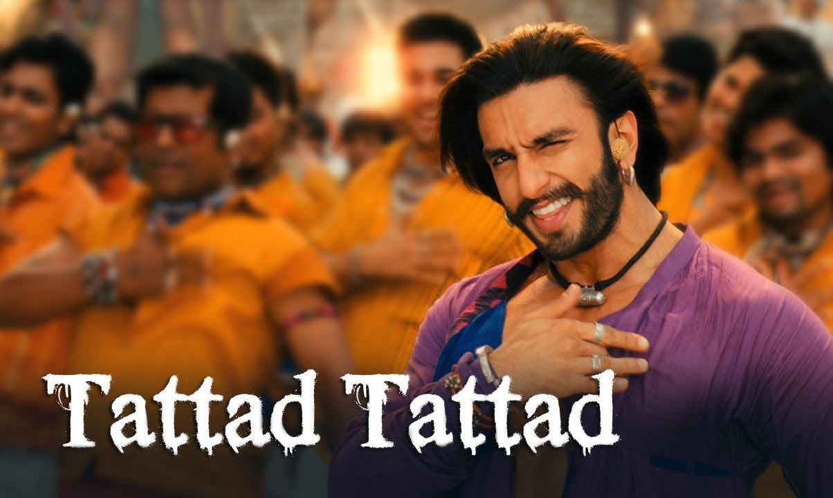 tattad tattad (ramji ki chaal) song ft. ranveer singh | goliyon ki