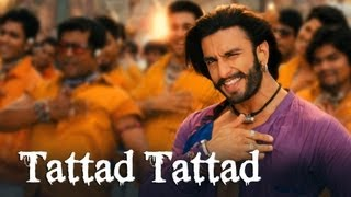 Repeat youtube video Tattad Tattad (Ramji Ki Chaal) Song ft. Ranveer Singh | Goliyon Ki Raasleela Ram-leela