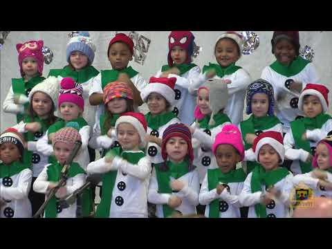 Worcester Arts Magnet School Holiday Concert 2017