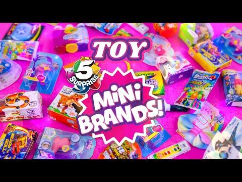 ZURU 5 Surprise Toy Mini Brands   Buyers Guide