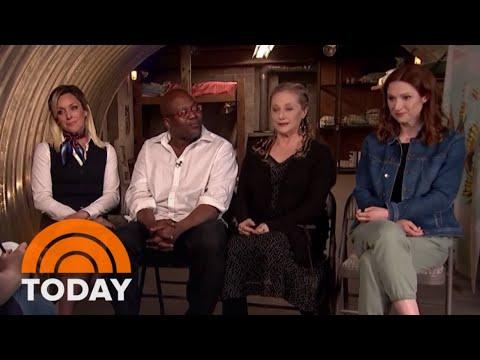 'Unbreakable Kimmy Schmidt': TODAY Goes Behind The Scenes | TODAY