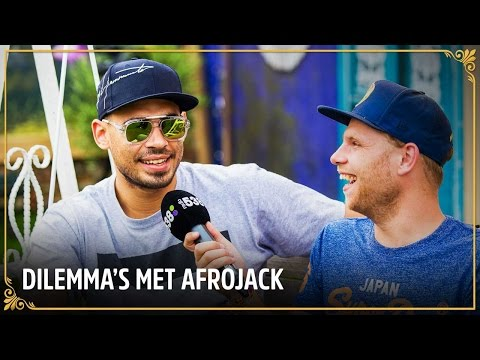 Dilemma's with Afrojack (with CC) | 538 Tomorrowland 2016