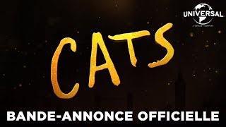 Bande annonce Cats