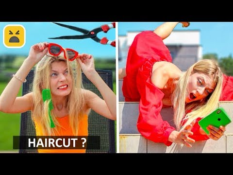 Girls Problems In Real Life | Relatable Facts #2