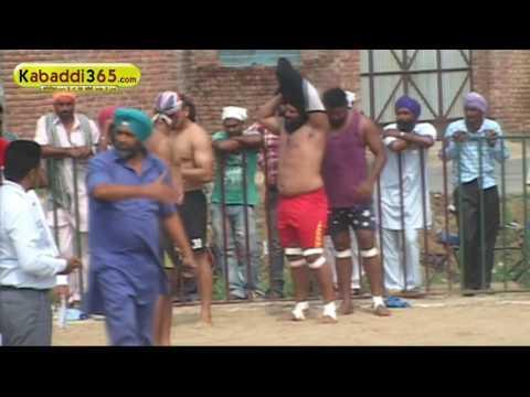 (13) Balsrai (Amritsar)   Kabaddi Tournament 04 July 2016