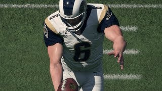Madden 18 NOT Top 10 Plays of the Week Episode 3 - Illegal Backwards Kick