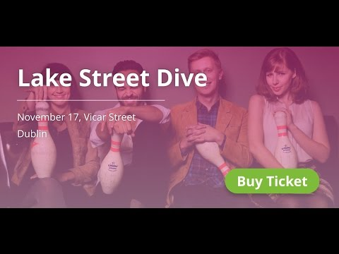 Lake Street Dive, 17 Nov 2016, Live in Vicar Street, Dublin, Ireland