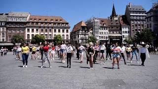 Flashmob Kpop France Strasbourg The Comeback One 2018.mp3