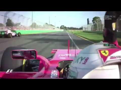 Vettel Team Radio Australia / Melbourne 2017 | F1 2017 | Sebastian Vettel wins!