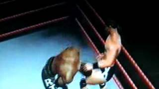 svr09 Drew McIntyre Finish Double underhook DDT