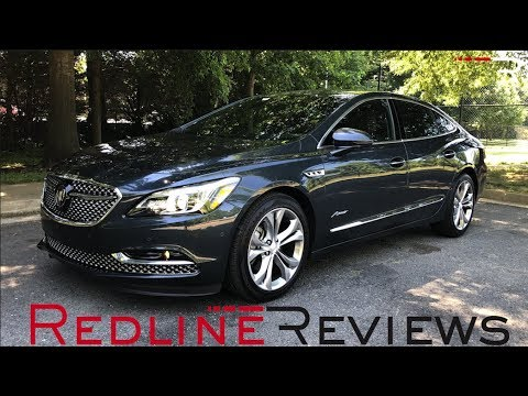 2018 Buick LaCrosse Avenir – Should Lexus Be Worried?