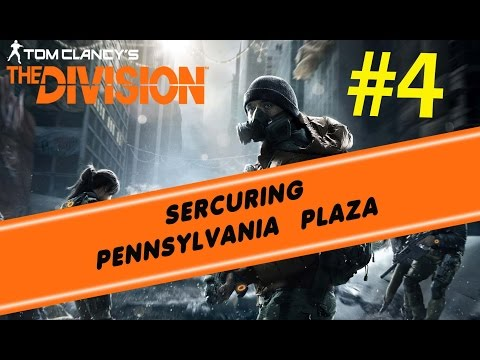Tom Clancy's The Division - Part 4 (Pennsylvania Plaza)