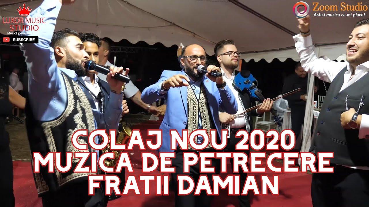 ?COLAJ NOU❌MUZICA DE PETRECERE 2020 - FRATII DAMIAN [LIVE BOTEZ SOFIA]