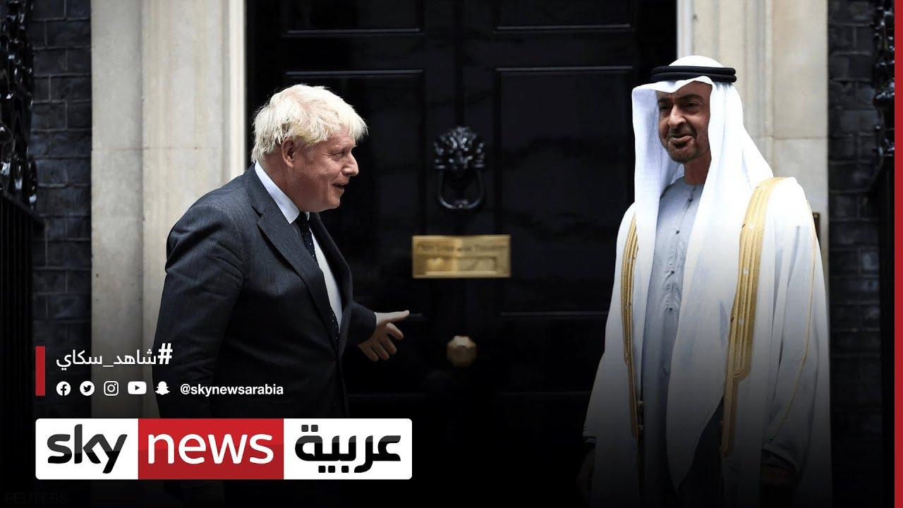 بريطانيا.. رئيس الوزراء البريطاني يستقبل ولي عهد أبوظبي  - نشر قبل 6 ساعة