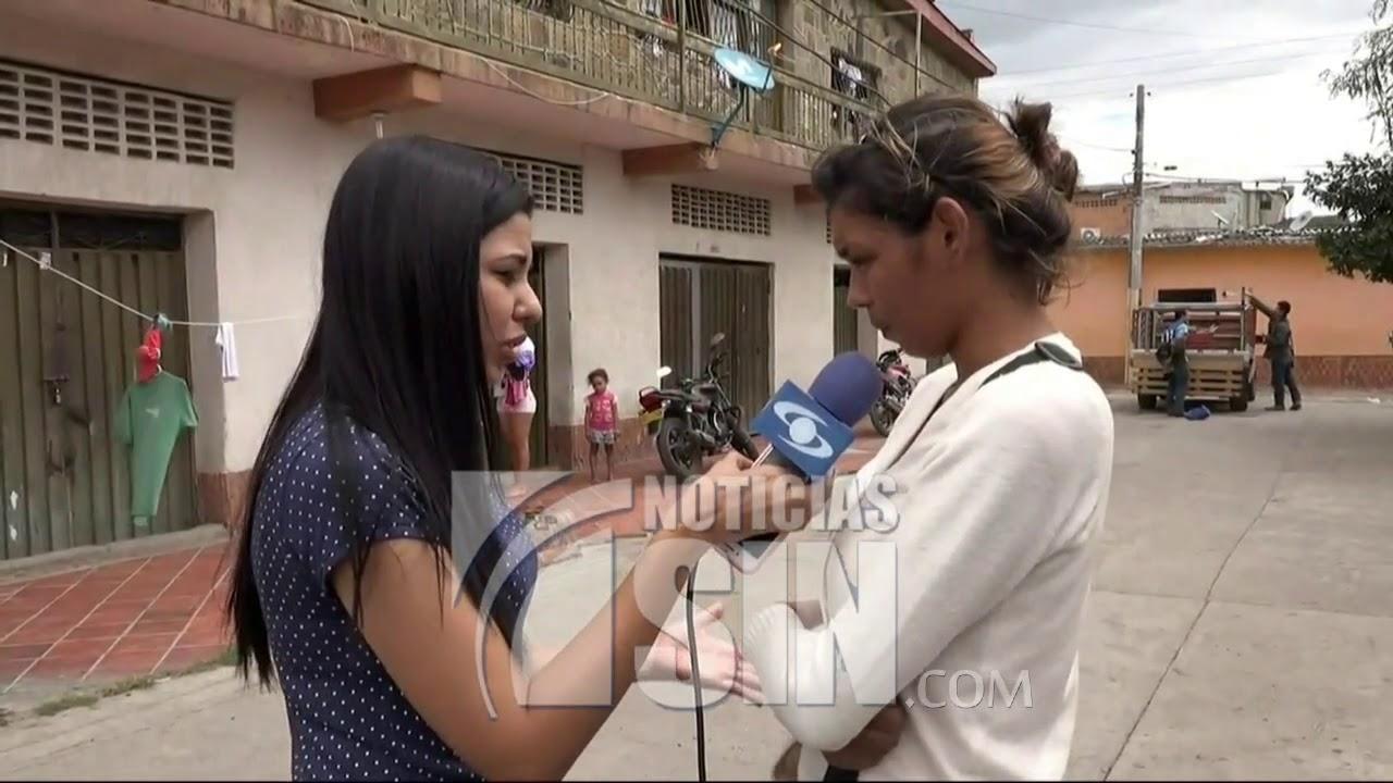 Venezuela: Madre denuncia le robaron su bebé de los brazos