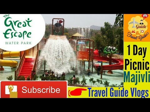 The Great Escape Water Park - How To Plan Holiday - Travel Guide Mumbai - Best Holiday Location