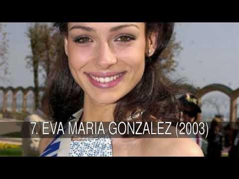 Las Miss España de la historia thumbnail