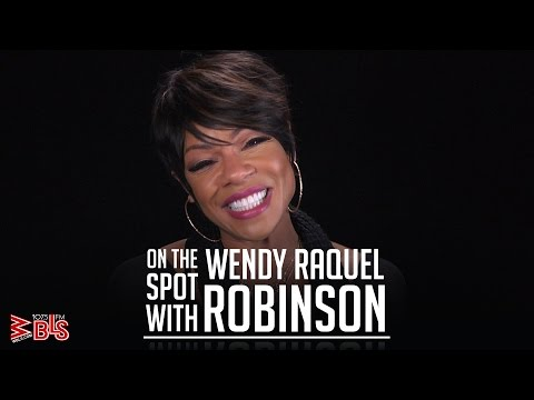 Wendy Raquel Robinson Reflects on The Steve Harvey   What Tasha Mack Taught Her