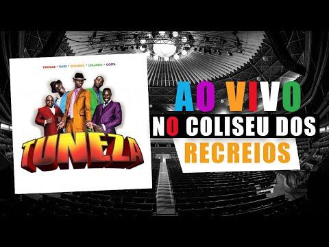 OS Tunezas - Ao Vivo No Coliseu De Lisboa 2015