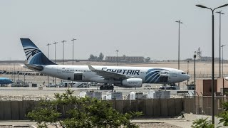 Authorities Looking at Possibility of Terrorism in EgyptAir Crash