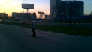 Уроки Рыжего, скейт