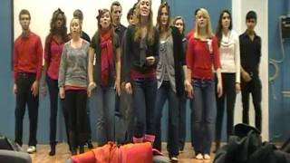 Halo - Beyonce (Key of Gee) (OSU acappella)