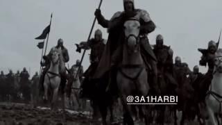 معركة وينترفيل على موسيقى الزير سالم Game Of Thrones Battle Of Winterfell