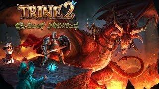 Trine 2: Goblin menace #2 Arwen a její Let´s Play