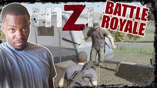 H1Z1 Battle Royale Gameplay - EXPERT WIGGLE STIX!! | H1Z1 PC Gameplay