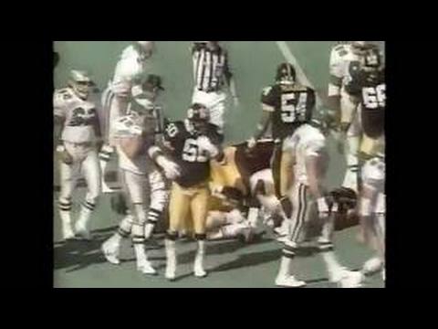 1991 Eagles vs Steelers pt 1