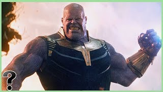 What If Thanos Was Real?