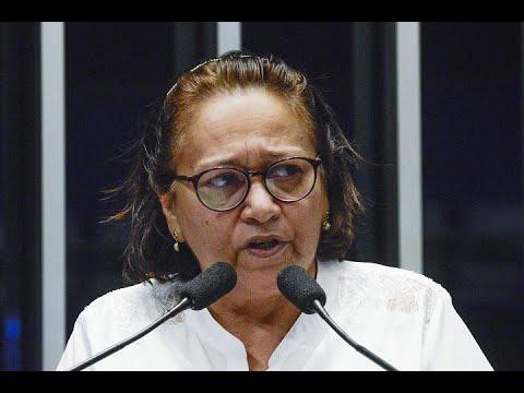Fechamento de agências dos Correios vai prejudicar inúmeros municípios do RN, diz Fátima Bezerra