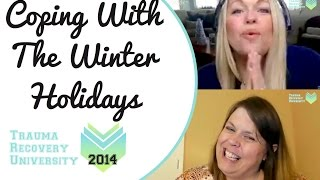 For Child Abuse Survivors: Coping with the Winter Holidays