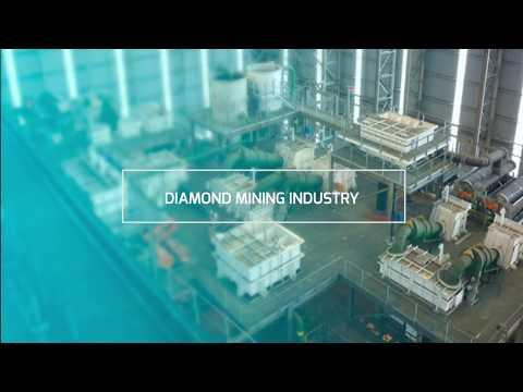 Diamond Mining Industry | Multotec Canada
