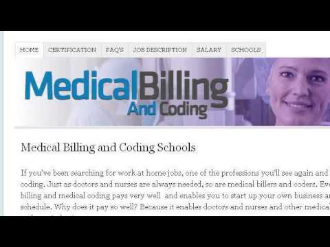 Medical Billing Job Description And Salary - YouTube