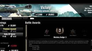 World of Tanks: Xbox 360 Edition - XP