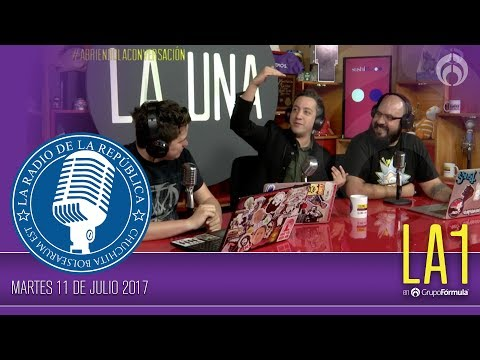 #LA1 - Ivanka, la G20 y el clon gringo de Chumel - La Radio de la República - @ChumelTorres