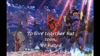 Скачать At The Very Beginning OST Lyrics Neon Genesis Evangelion